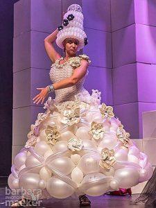 AFAN Balloon Dress
