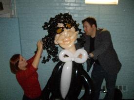 Balloon Howard Stern