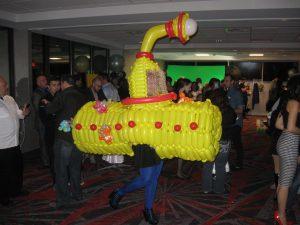 balloon costumes