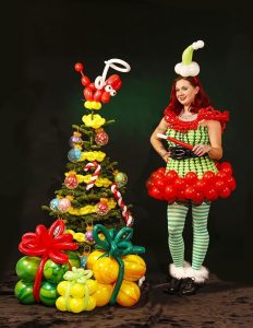 balloon costumes