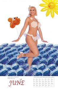 balloon bikini