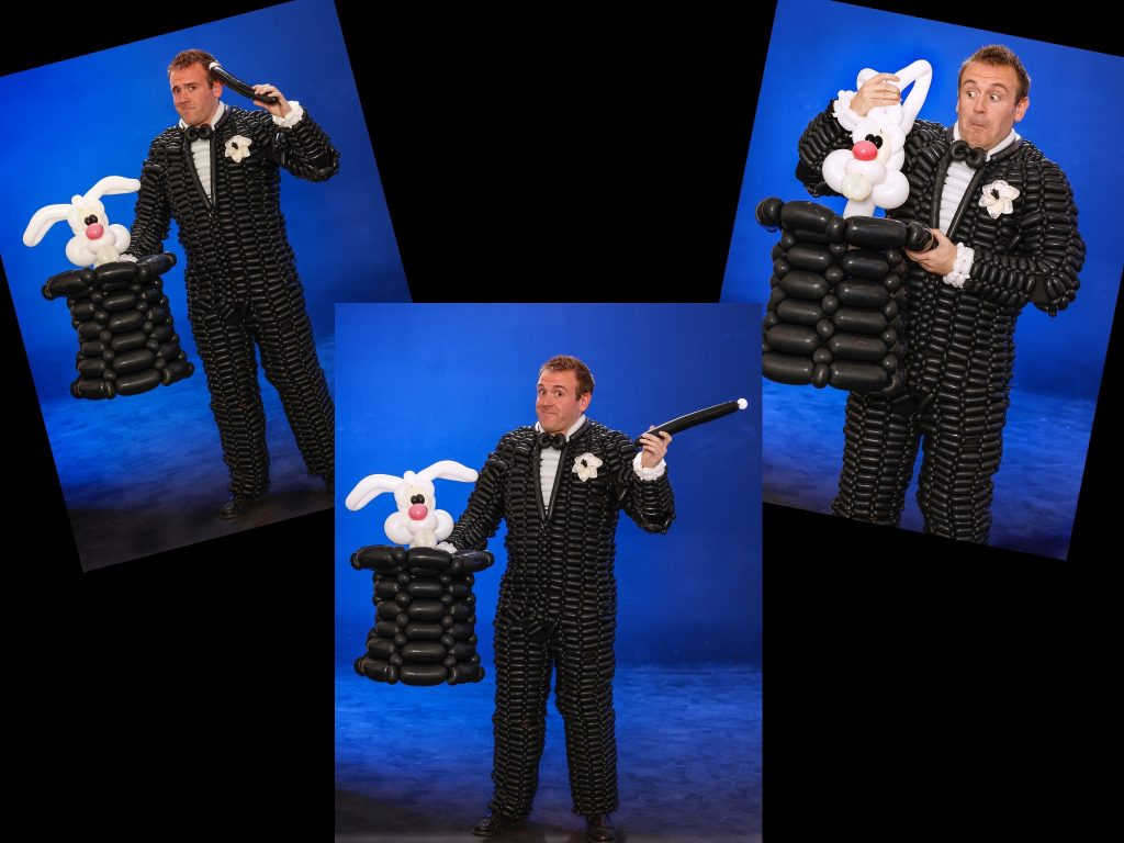 Balloon Tuxedos