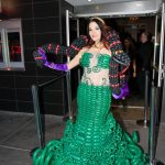 mermaid Balloon Dress