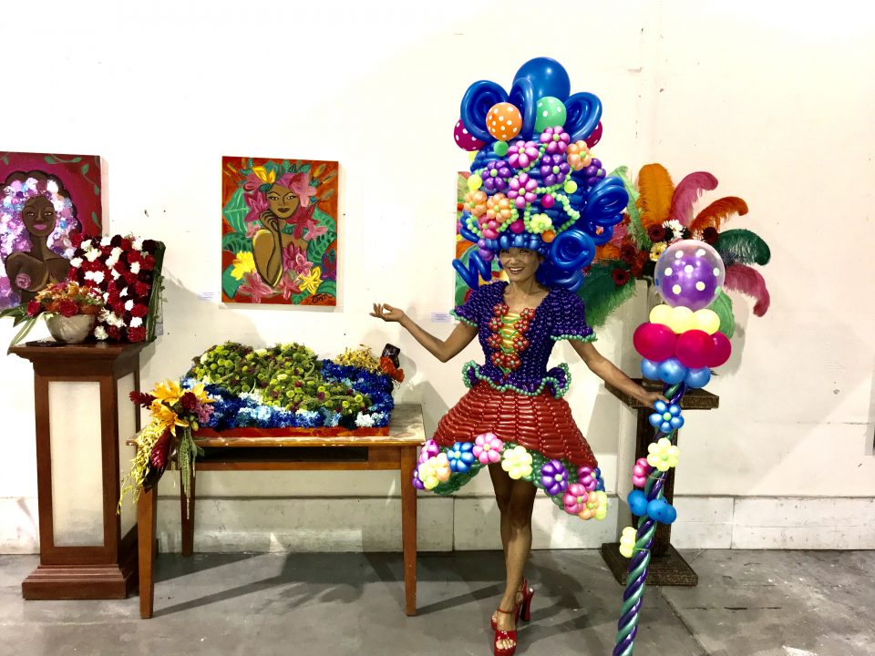 Art in Full Bloom